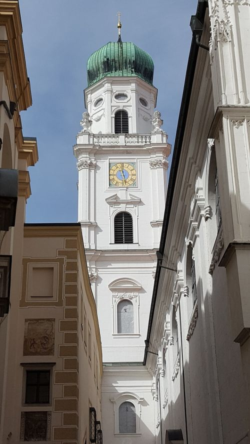 passau cathedral germany