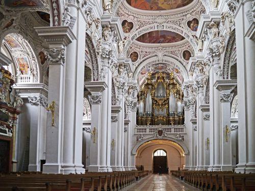 passau dom baroque