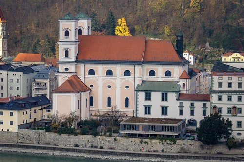 passau  church  bishop church