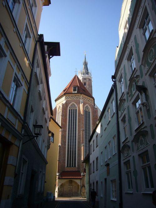 passau church old town