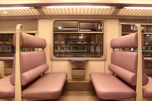 passenger car train subway