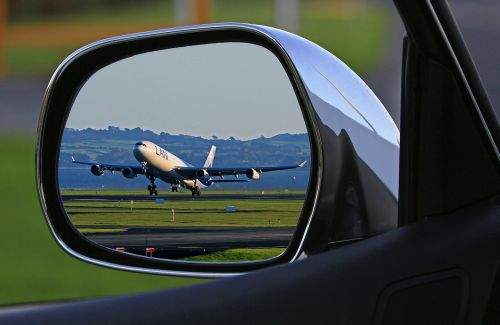 passenger traffic airline aviation