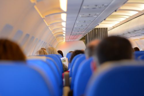 passengers airline seats