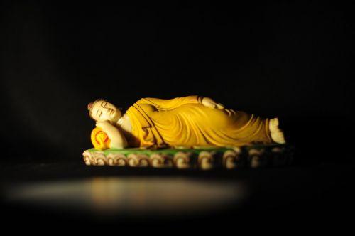 passing buddha enlightenment