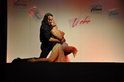passion dance love