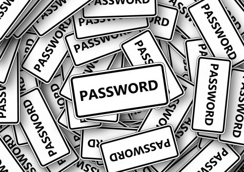 password keyword codeword