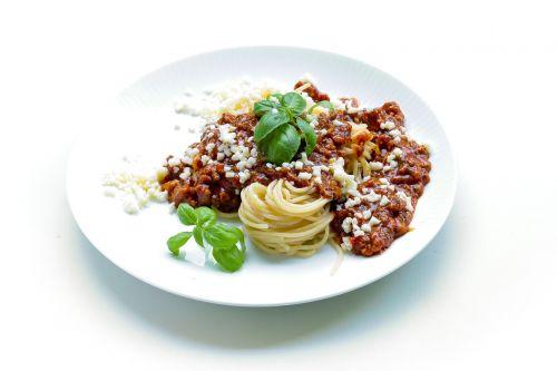 pasta basil dinner