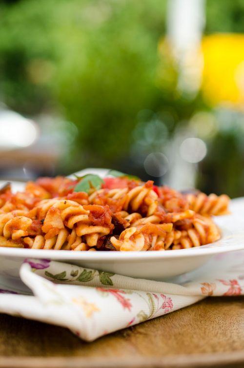 pasta tomato sauce italian pasta