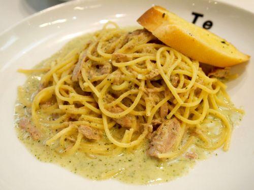 pasta hong kong creamy pasta