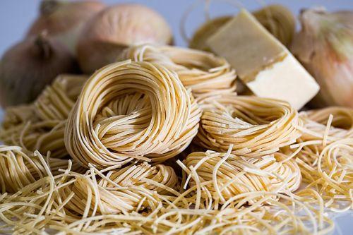 pasta spaghetti noodle