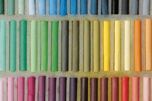 pastels cretaceous about