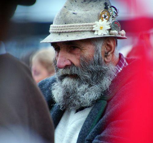pastor portrait man