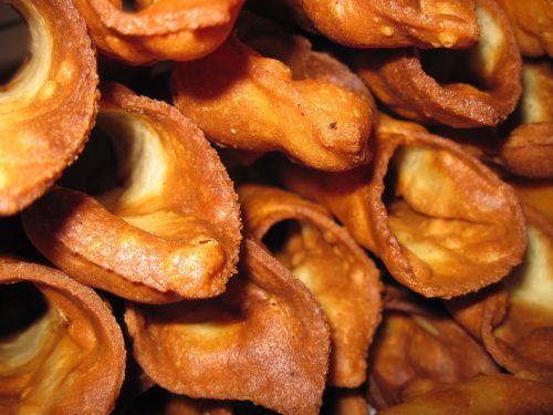 pastries hull deep fried