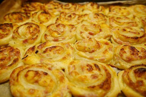 pastries snail treat