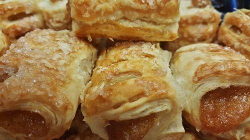 pastry pastries apple bites