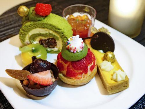 pastry cake cream