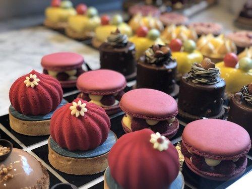 pastry  sweets  dessert