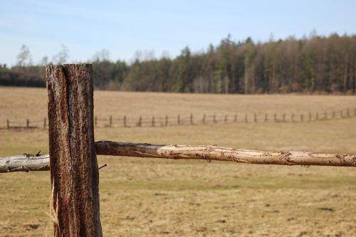 pasture pen meadow