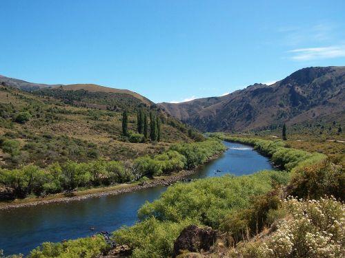 patagonia argentina river