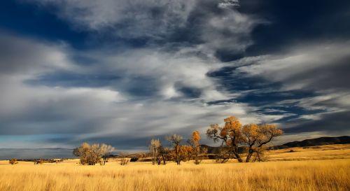 patagonia,kraštovaizdis,slėnis,ganyklos,kritimas,ruduo,dangus,debesys,vaizdingas,gamta,lauke,lauke