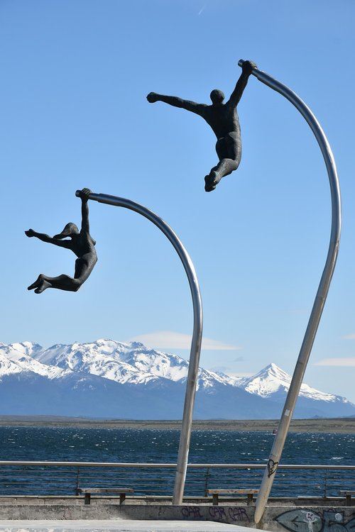 patagonia  puerto natales  water