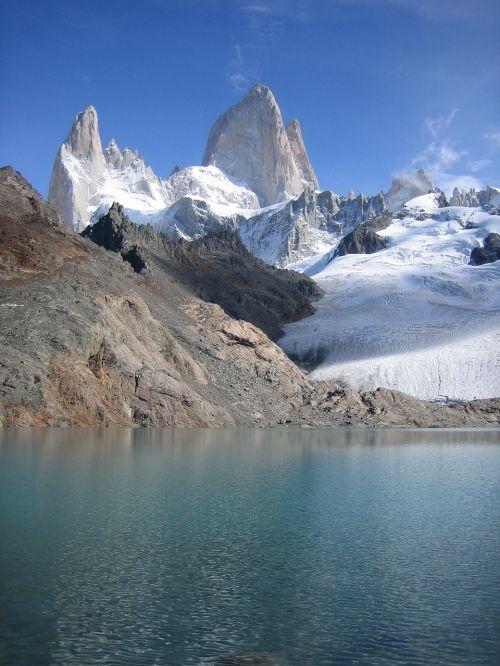 patagonia argentina glacier
