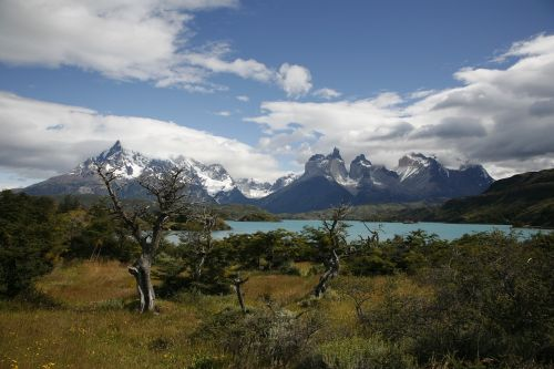 patagonia torres del paine mountains