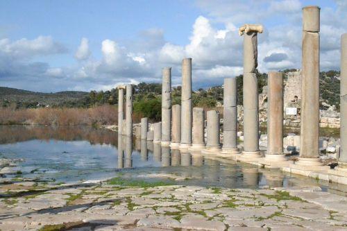 patara ancient kent