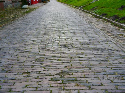 patch paving stones paved