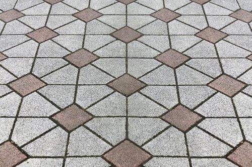 patch  flooring  ornament