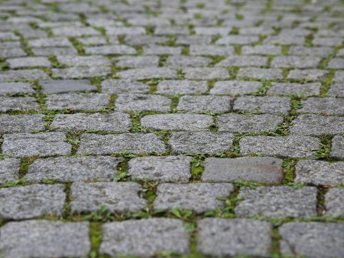 patch cobblestones ground
