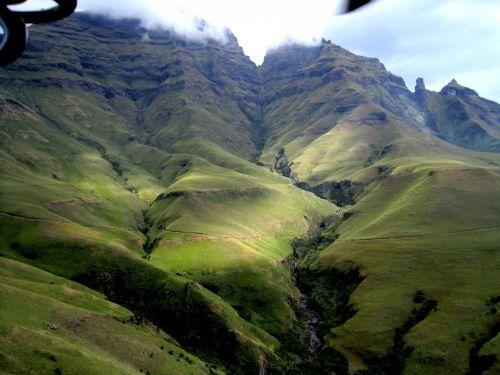Patch Of Light, Drakensberg