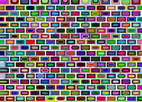 Patchwork Bricks