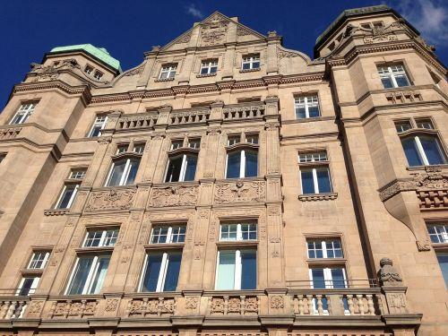 patentų biuras,Berlynas,prekių ženklų biuras,Linden gatvė,fasadas,istoriškai,pastatas