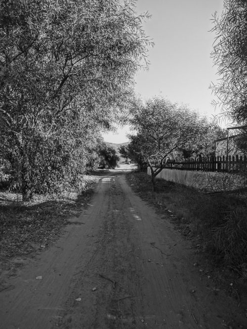 path road track