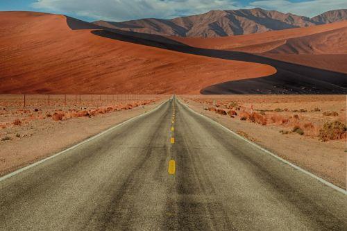 path wilderness dune