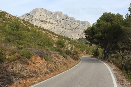 kelias,kalnas,kraštovaizdis,gamta,kelias,takas,žygiai