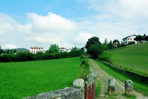 path basque country prado