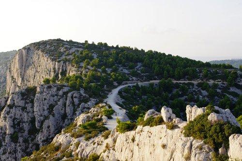 path  belvedere  luminy