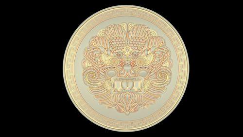 patina leo sign