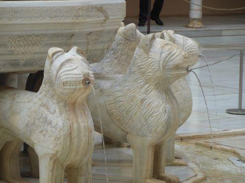 patio lions alhambra