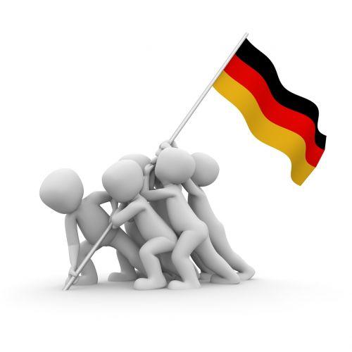patriotas,vėliava,pasididžiavimas,patriotizmas,Vokietija