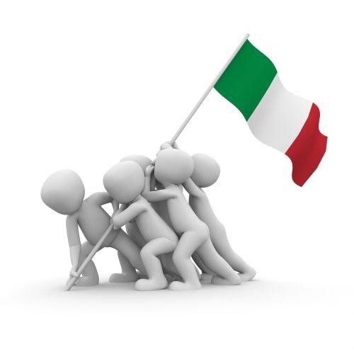 patriotas,vėliava,pasididžiavimas,patriotizmas,italy