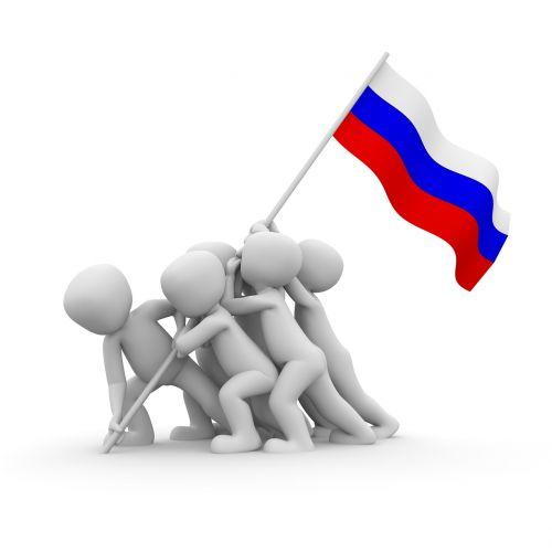 patriotas,vėliava,pasididžiavimas,patriotizmas,Rusija