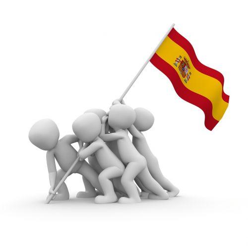 patriotas,vėliava,pasididžiavimas,patriotizmas,Ispanija