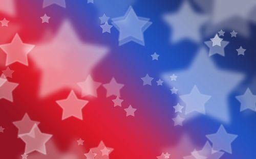 fonas, tapetai, patriotinis, patriotinės žvaigždės