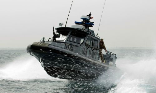 patrol boat military port security