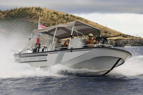 patrol boat military coast guard