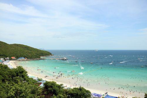 pattaya thailand beach