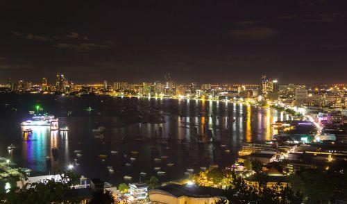 pattaya night travel